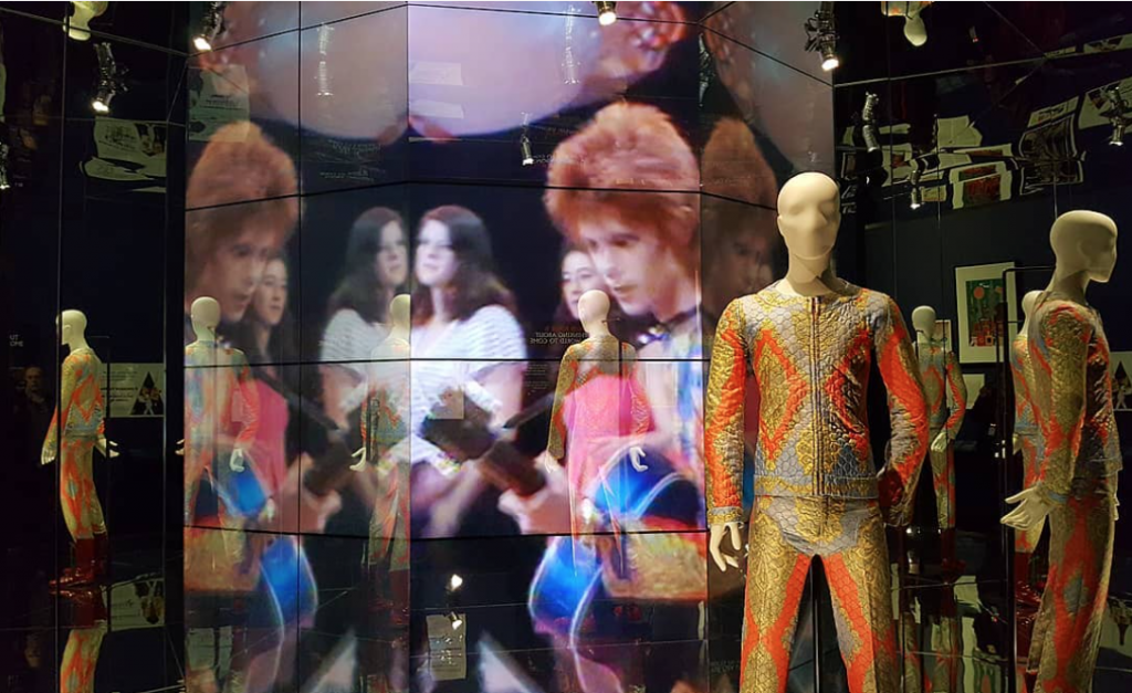 The 'David Bowie Is' Exhibit Opens Today at the Brooklyn Museum