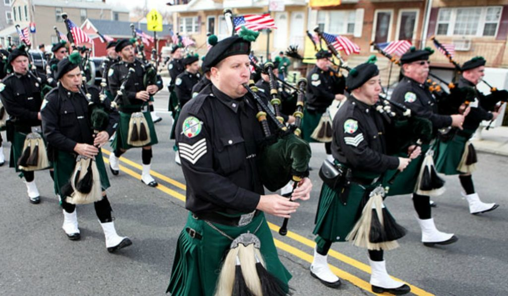 Celebrate St. Patty's Early with the First Parade of the Season
