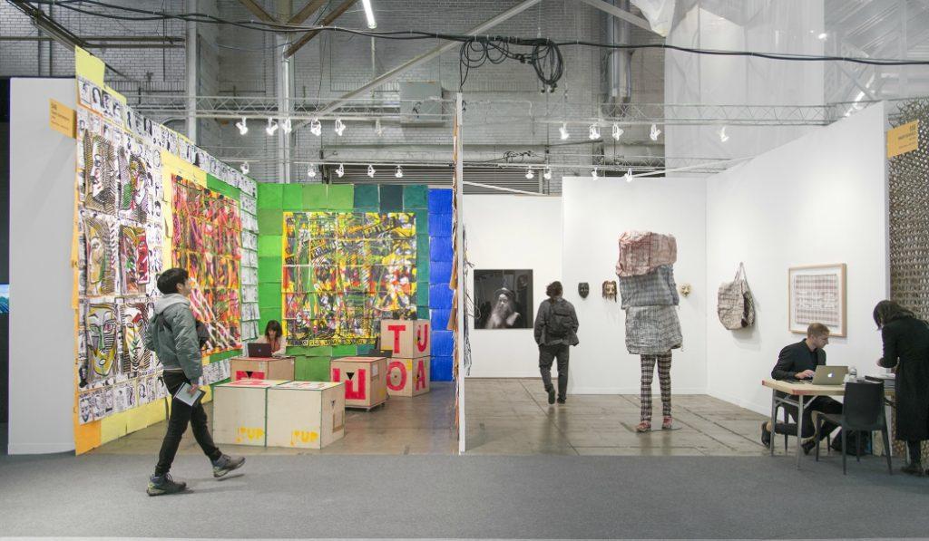 International Art Fair Opens Doors
