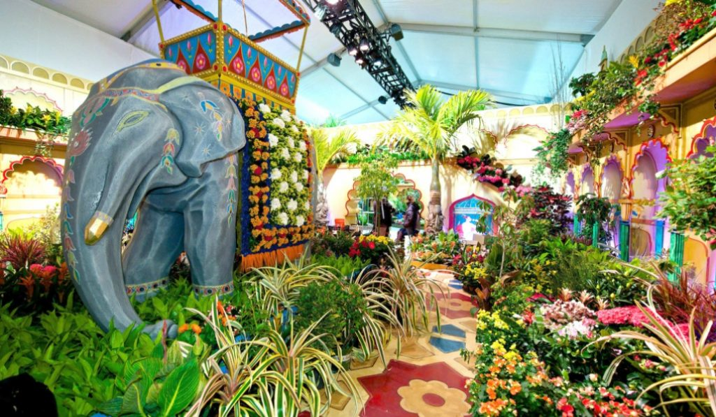 The Annual Macy's Flower Show is Almost Here!