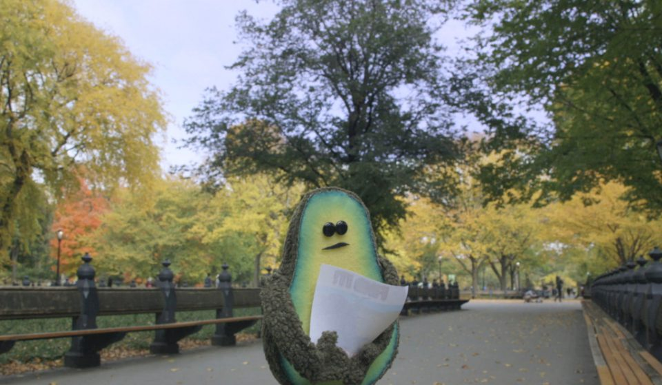 This Adorable Short Film About A NYC Avocado Shows Us That True Love Exists
