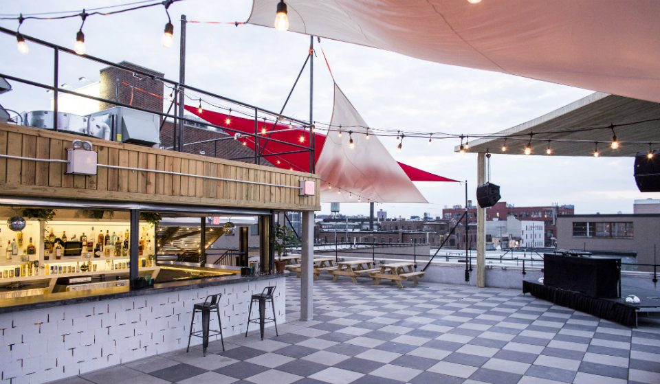 Elsewhere's Music Rooftop Space is Finally Open for the Summer
