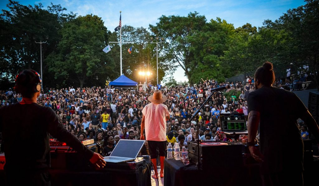SummerStage 2018 Kicks Off This Weekend, Here's What To Know