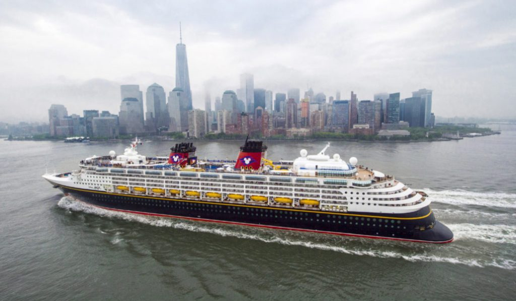 You Can Book Disney Cruise Getaways That Depart From NYC This Fall