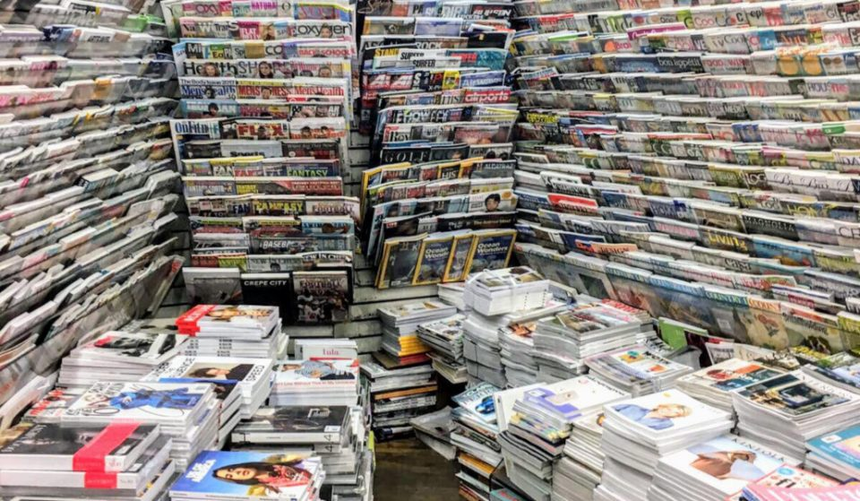 This NYC Shop Carries Just About Any Magazine You Could Ever Want