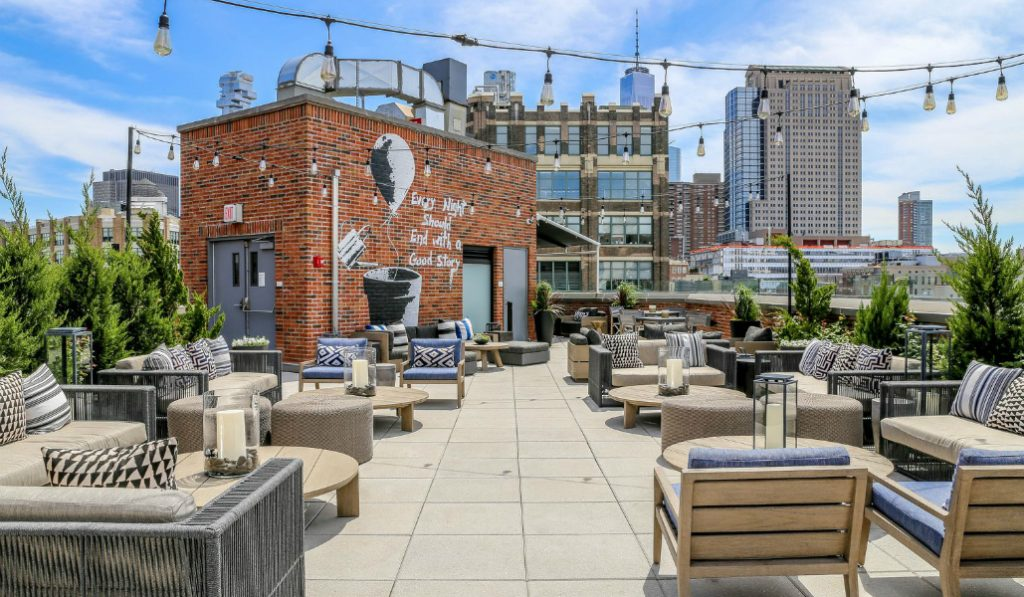 Rooftop Bar in SoHo Reopens With Gorgeous City Views