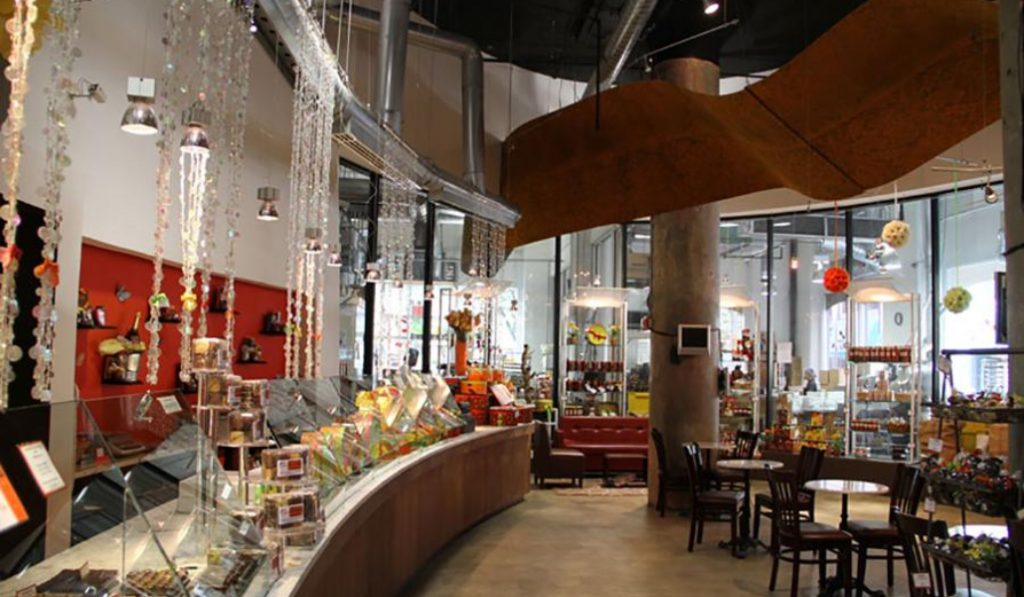 You Can Now Make Your Own Gourmet Chocolate At NYC's Chocolate Museum