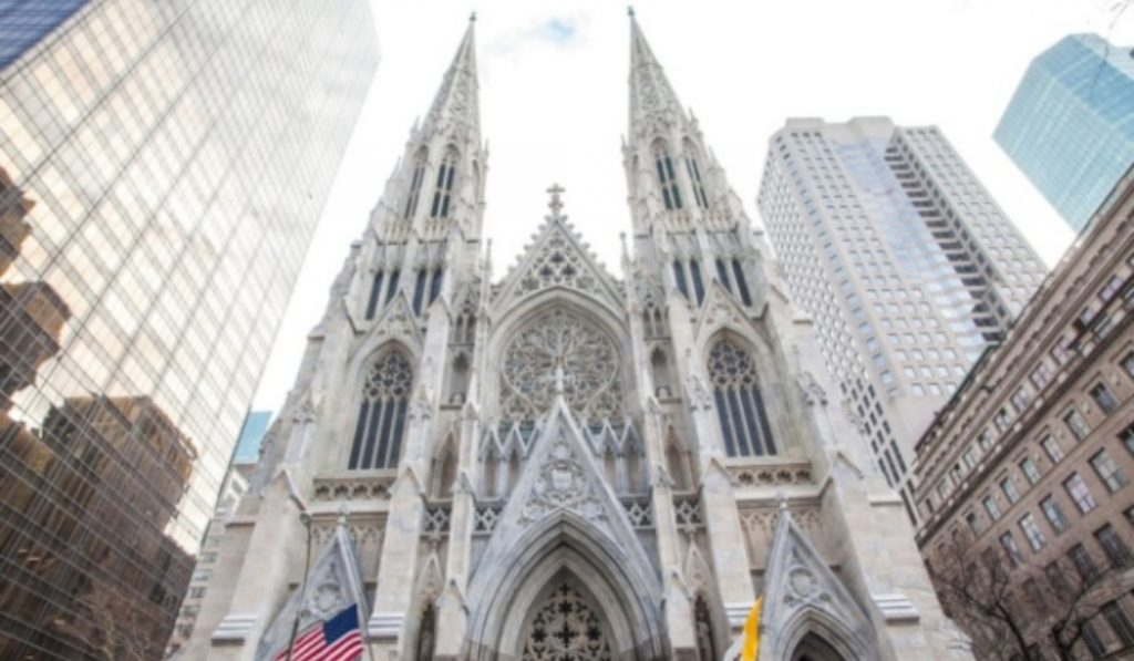 12 Of The Most Stunning Churches In New York City