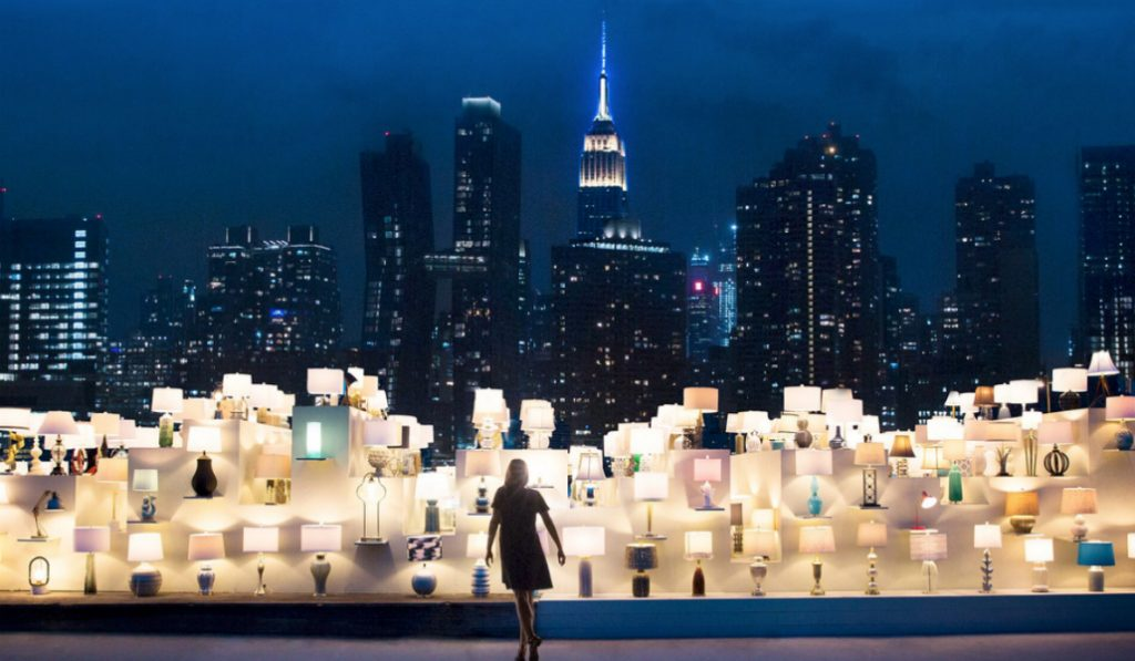 NYC Skyline is Truly the City of Lights in This New Art Installation