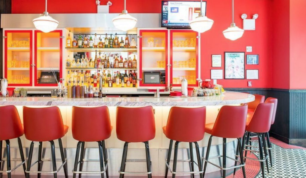 The Coolest Red Places to Check Out in NYC