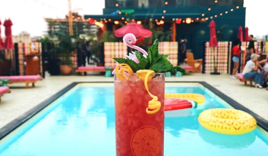 Miami Flavor is Coming to NYC With Tropical Rooftop Cocktail Bar