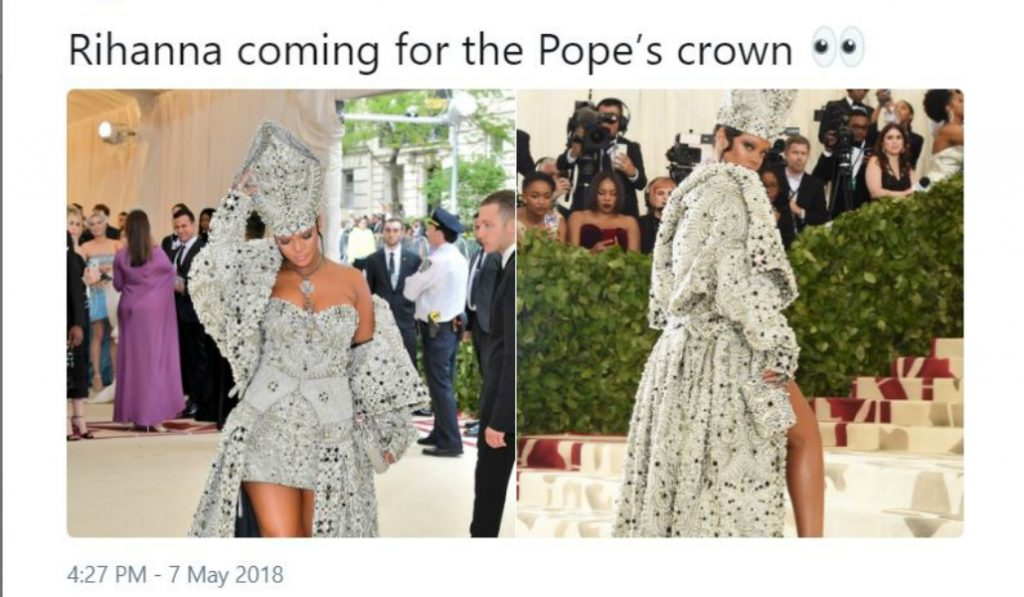 Here Are The Most SAVAGE Memes From NYC's Met Gala