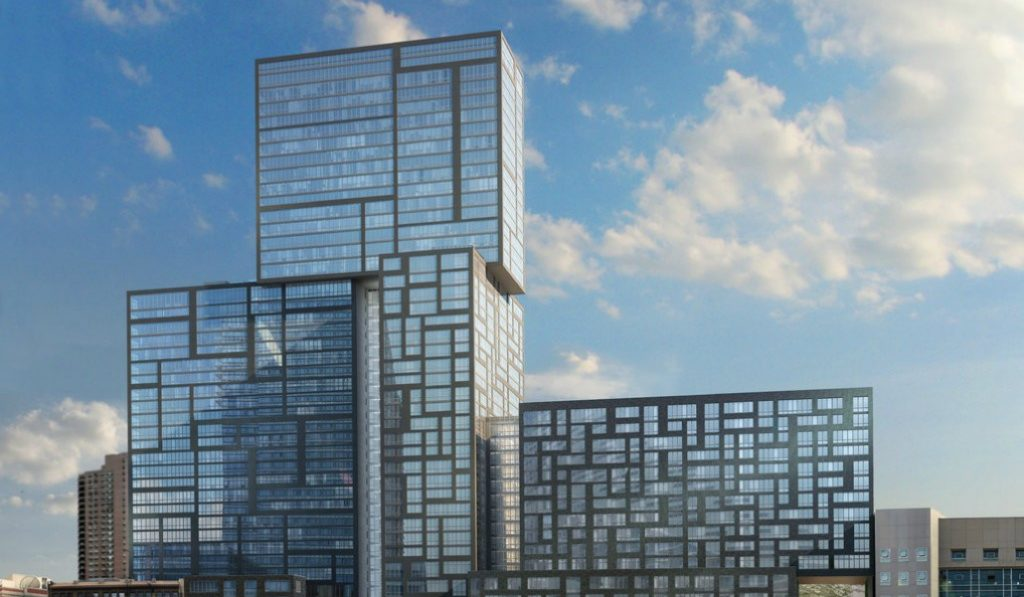 This New Luxury Apartment Tower Will Be One Of The City's Biggest