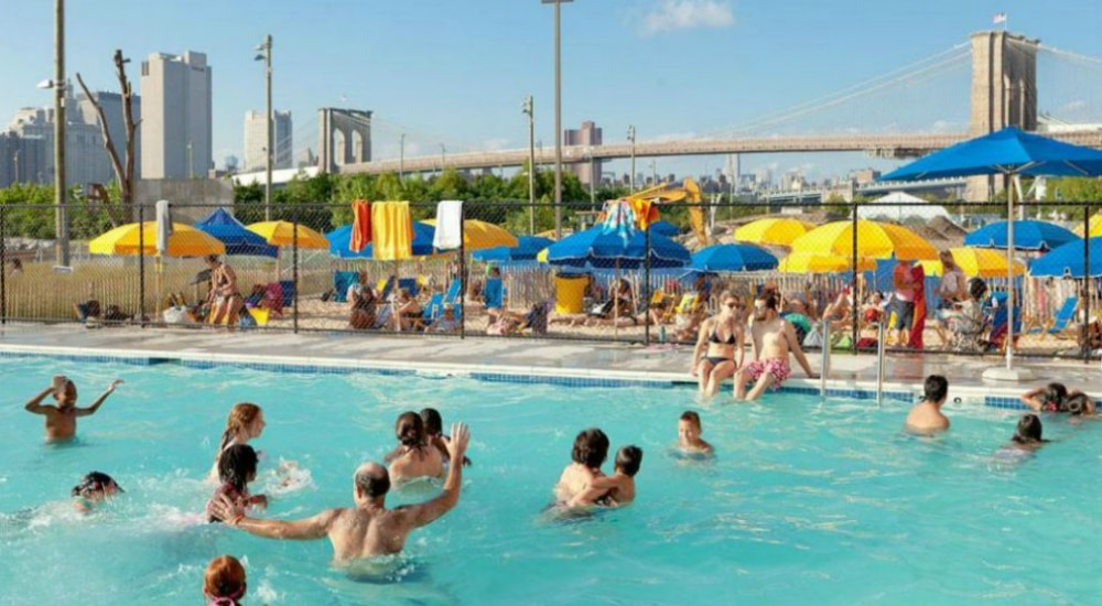 10 Free Swimming Pools To Help You Beat The NYC Heat