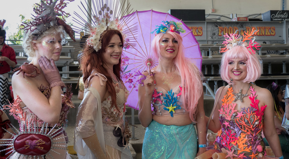 All Hands On Deck! The Coney Island Mermaid Parade Is Back To Kick Off Summer