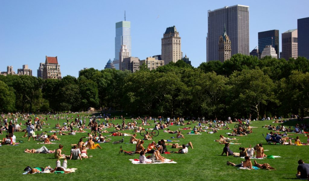 Temperatures Will Reach Nearly 100-Degrees in NYC This Weekend!