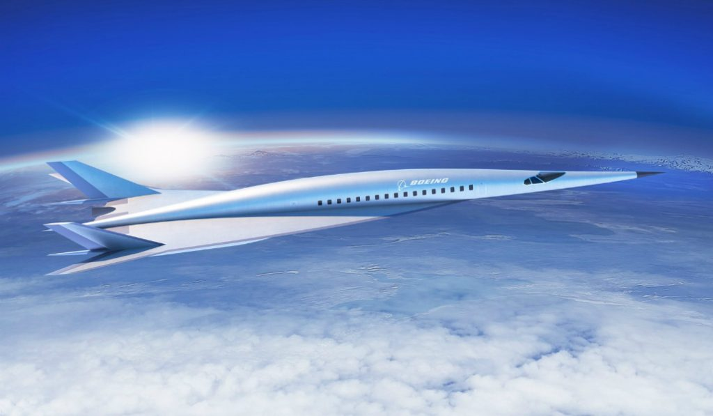 This Hypersonic Airliner Will Take You From NYC to London in Only 2 Hours!