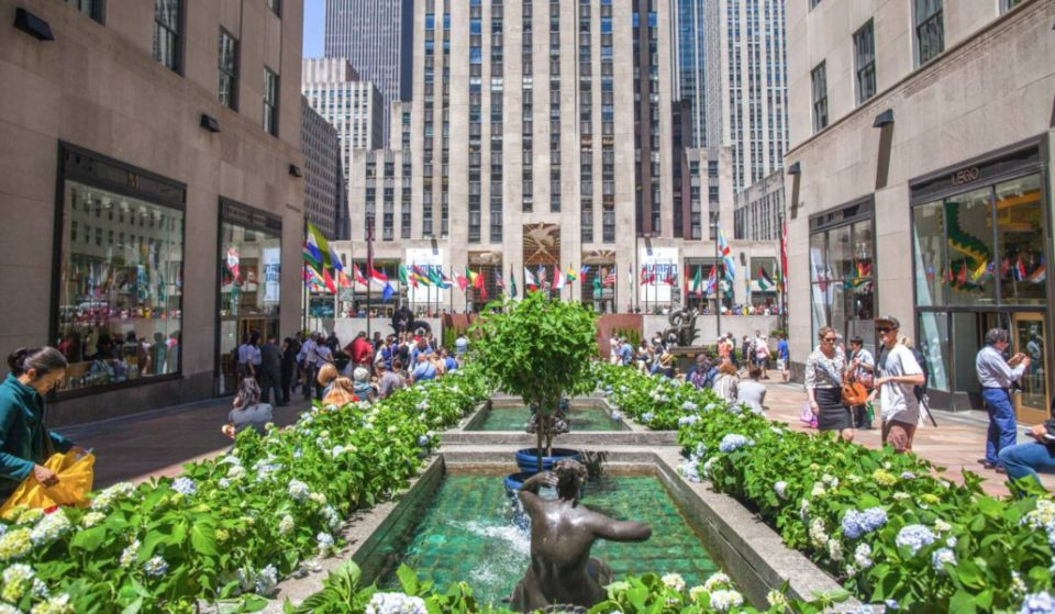A World Cup Viewing Party Is Coming To Rockefeller Center