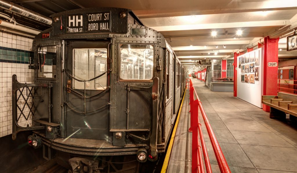 Get a Ride on a Vintage Subway Train This Summer While They're Back in NYC