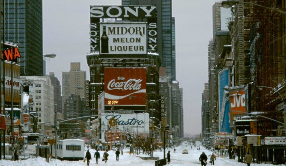 Explore What NYC Was Like In The 80's With This Interactive Map