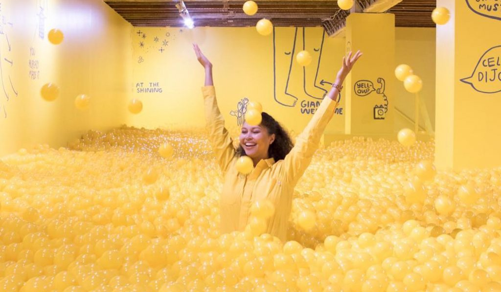 The Instagram Sensation, Color Factory, Has Finally Made It To NYC