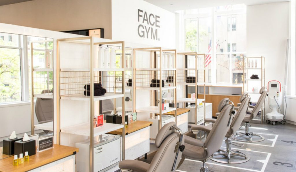 The World's First 'FaceGym' Opens Outpost in New York City