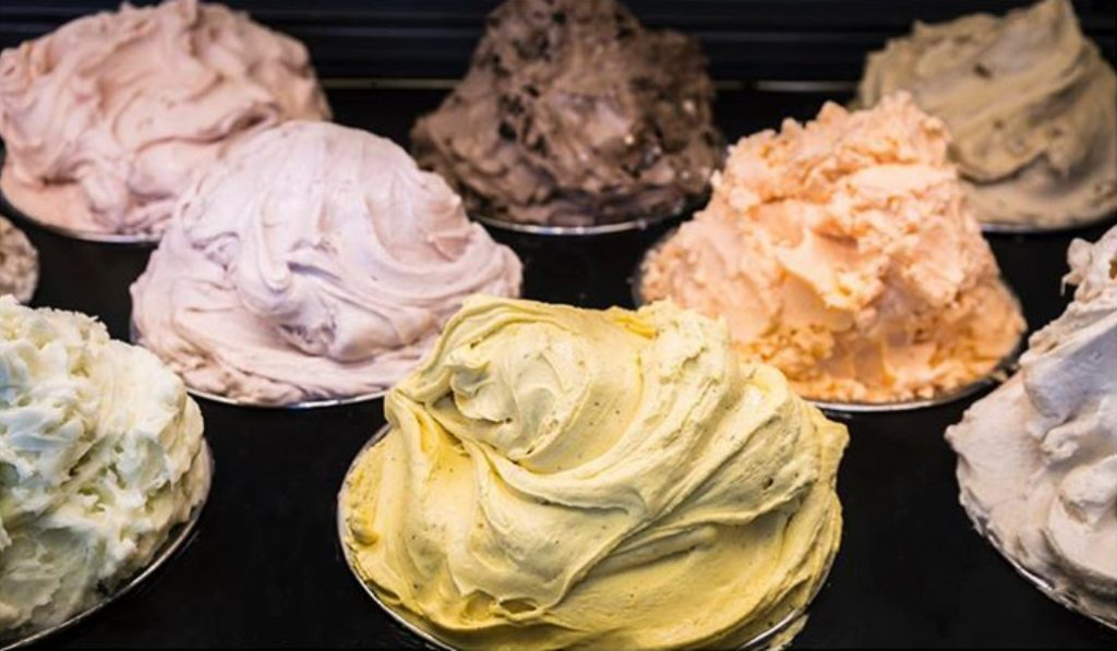 A Stretchy, Middle Eastern Ice Cream Has Made It's Way To Brooklyn