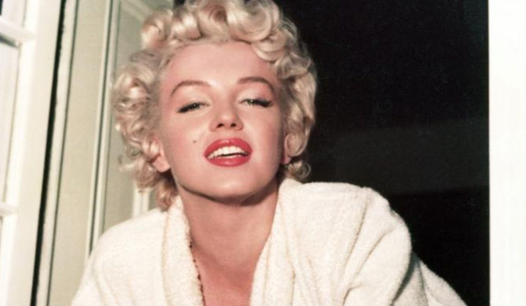 Rare photos of Marilyn Monroe Are Being Displayed At A NYC Gallery This Month