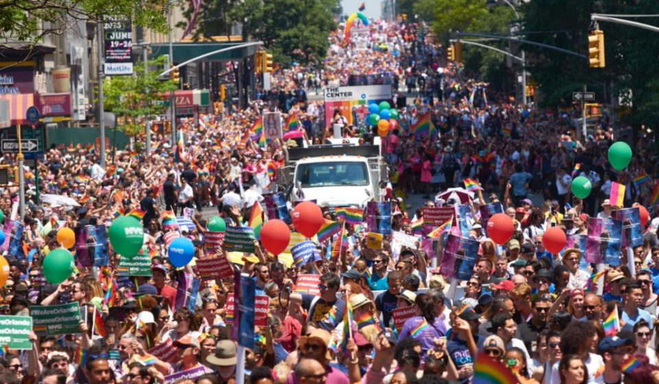 Get Ready For Pride, New York City Style