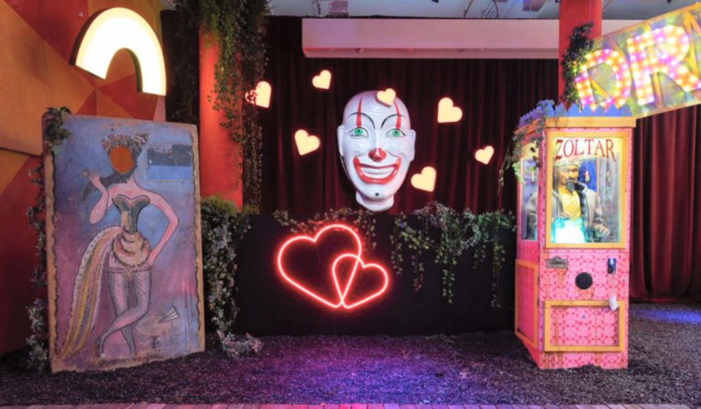 An Enchanted Carnival Pop Up Has Made It's Way To SoHo