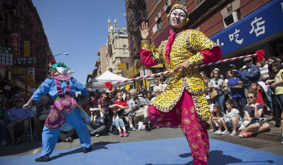 Get Your Fill Of Egg Rolls, Egg Creams And Empanadas At This Delicious Festival