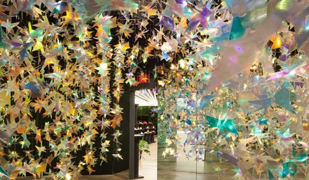 A Beautiful Starry Art Installation Has Opened In NYC