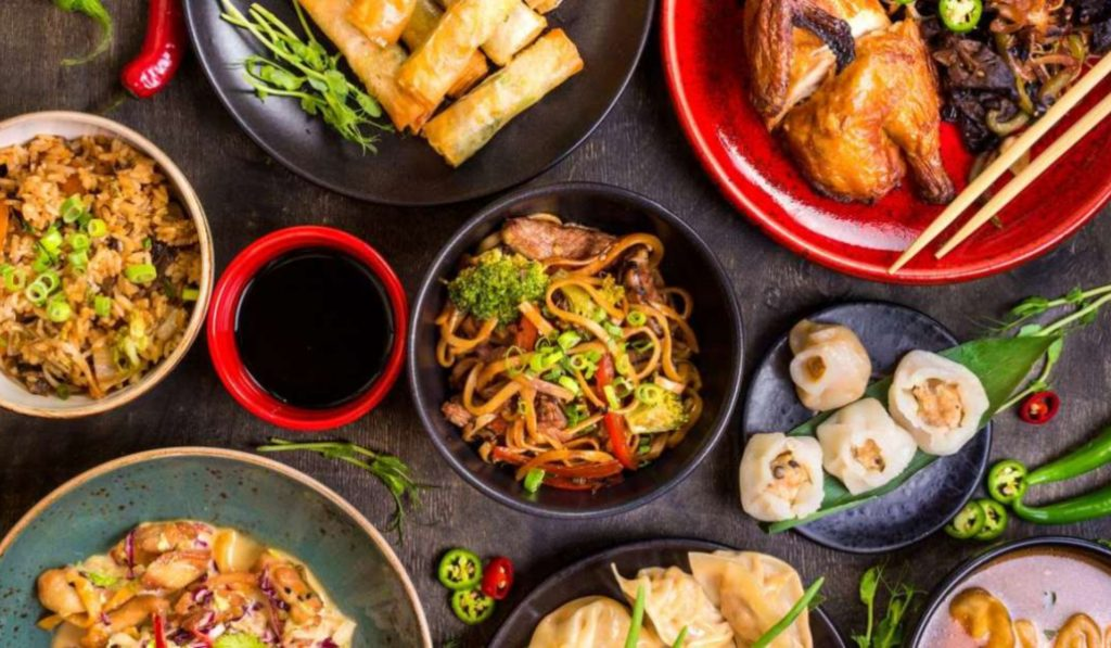 Eat Your Way Through Asia Without Leaving The Five Boroughs