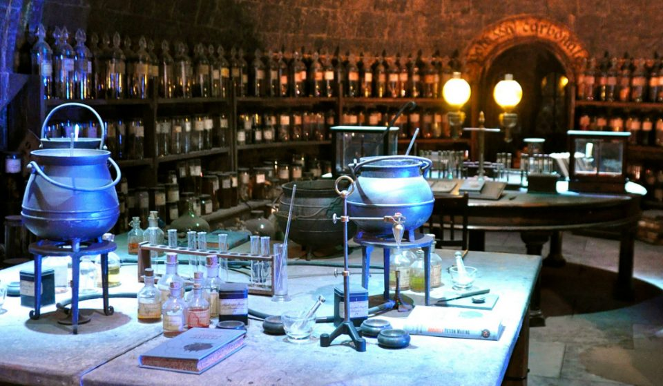 Create Magical Potions at This Harry Potter-Inspired Tea Party in NYC