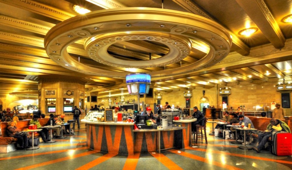 Don't Miss Out On Free Food At Grand Central This Month