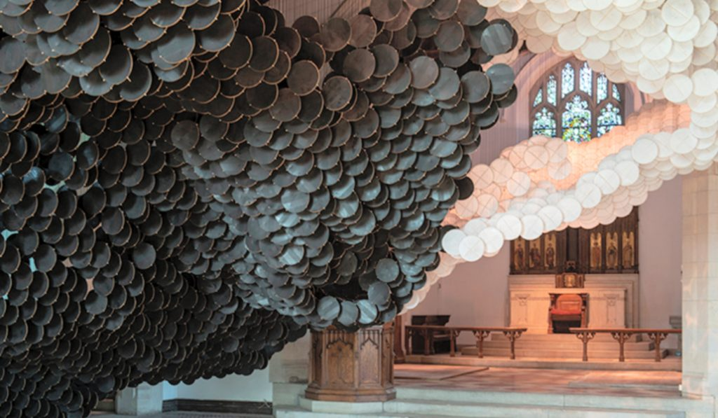 A Beautiful New Immersive Art Installation Has Opened On Governors Island