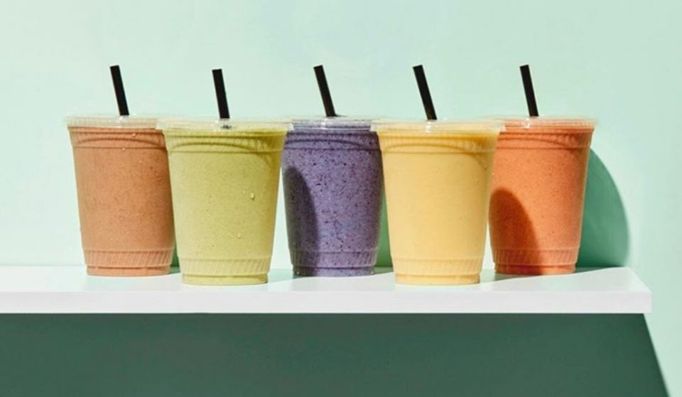 CBD Infused Smoothies Are New York's Next Big Thing