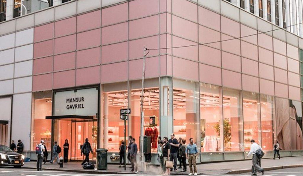 The Mansur Gavriel Pop-Up Shop Is Shutting It's Madison Avenue Doors