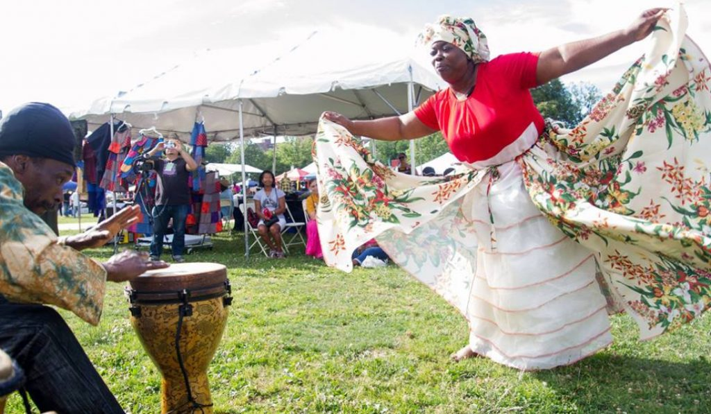 Get In Touch With Your Roots At This Folk Arts Festival In Brooklyn