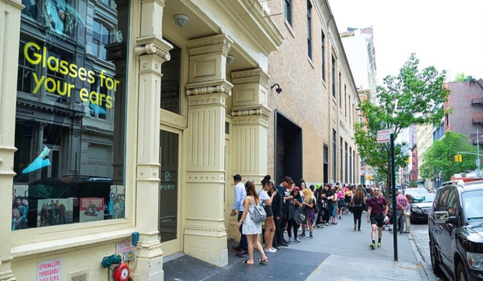 A Free Sensory Pop Up Experience Is Happening In SoHo This Week
