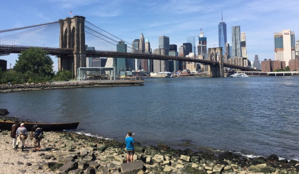 Brooklyn Bridge Beach Will Open To The Public For The First Time In Years