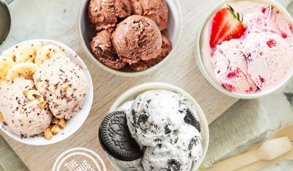 Vegan Hummus Ice Cream Is Making It's NYC Debut This Weekend