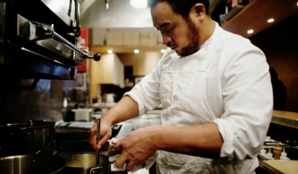 David Chang to Open a Waterfront Restaurant With Karaoke in Seaport District