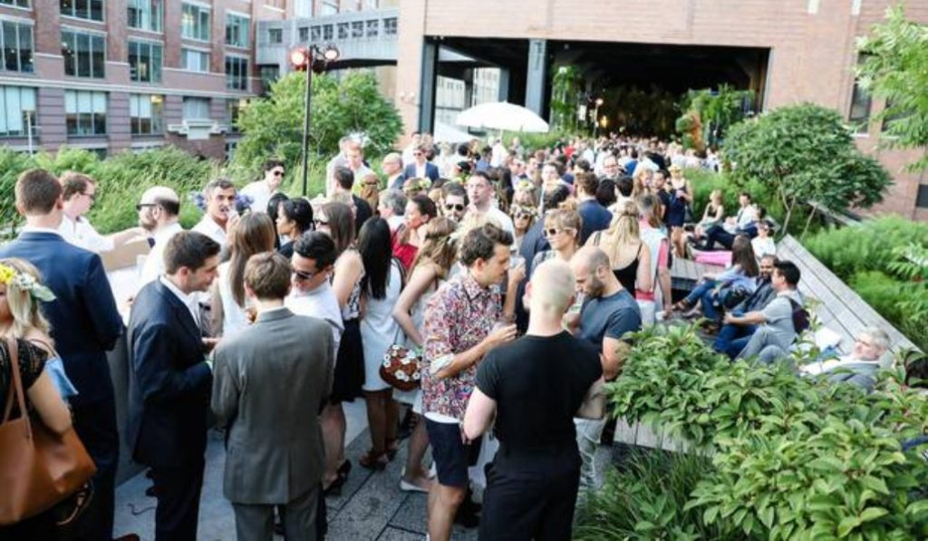 Enjoy A Night Of Local Bites At This Party On The Highline