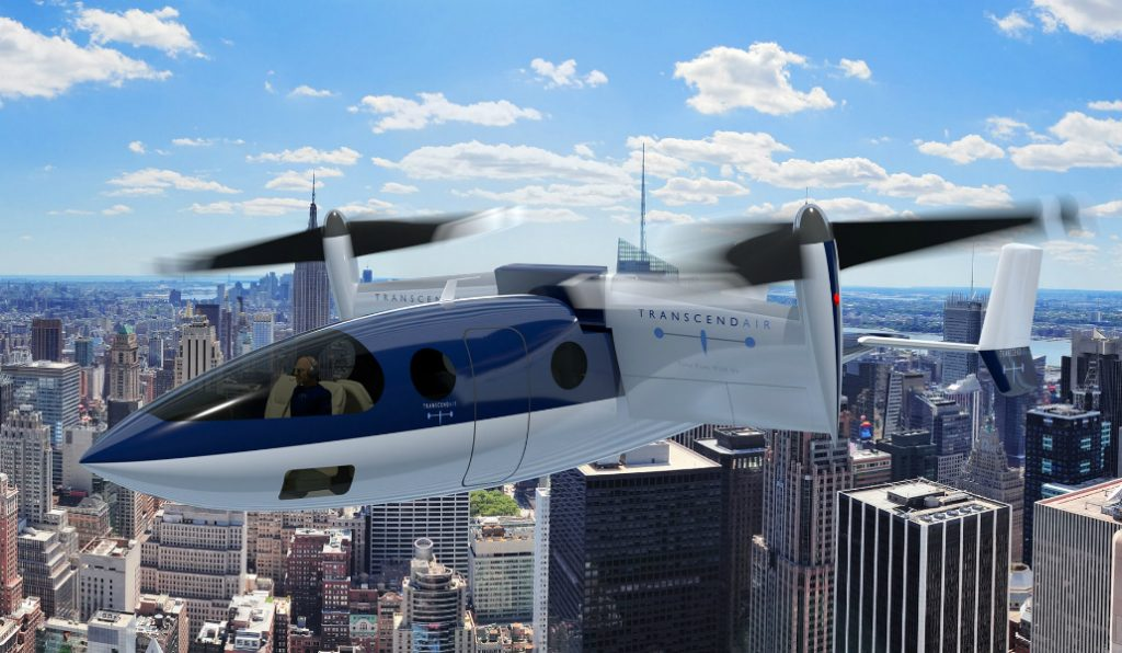 Flying Taxi Will Soon Take You From NYC to Boston in 36 Minutes!