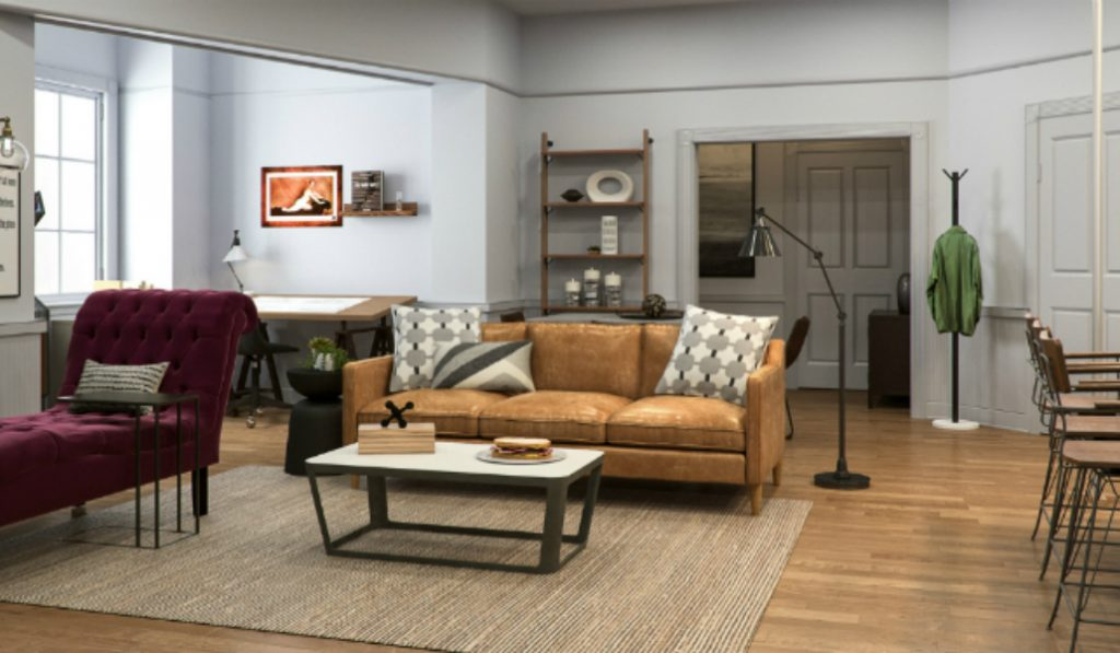 Take a Look at What the 'Seinfeld' UWS Apartment Would Look Like Today!