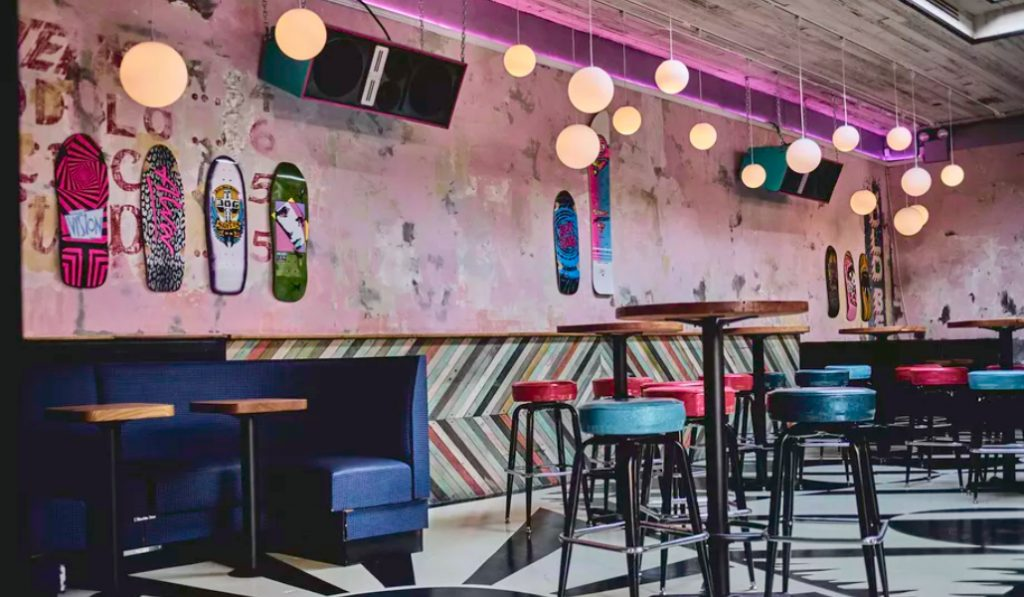 A New 80's Inspired Surfer Bar Has Opened In Williamsburg