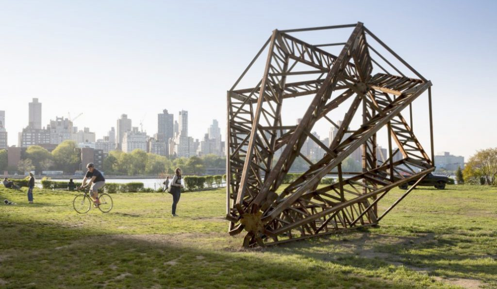 Don't Miss Out On These Free Summer Events At Socrates Sculpture Park