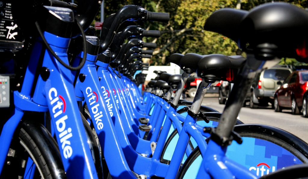 'Lyft Bikes' are About to Take Over New York City