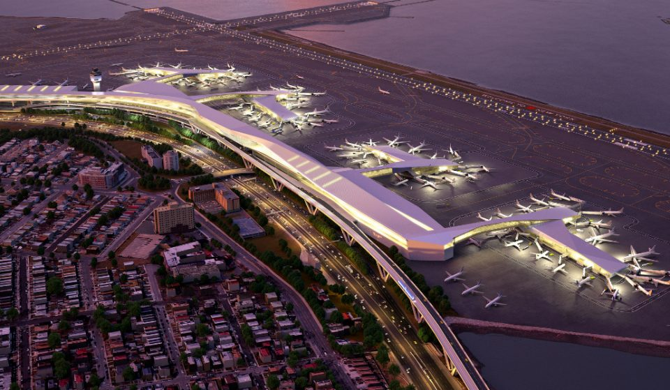 Approved AirTrain Project Will Get You From Midtown to LGA in Under 30 Minutes